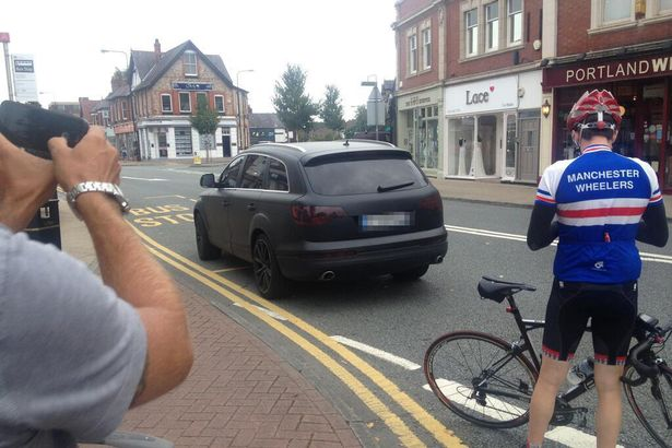 Premier League Footballer Alleged To Be Involved In Audi Smash with Hale Cyclist