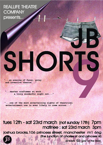 Richard Silver Solicitors are sponsoring JB Shorts