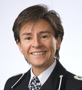 Chief Constable Suzette Davenport