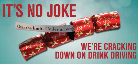 Manchester Police Launch Christmas Drink And Drug Driving Clampdown