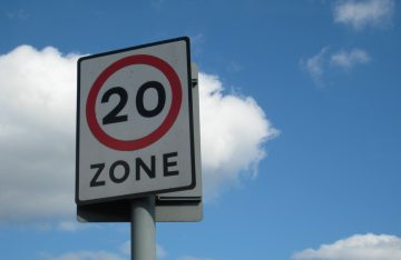 Bristol introduces 20mph zones; more planned elsewhere
