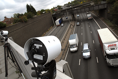 Traffic Surveillance Cameras Take 26 Million Pictures Every Day