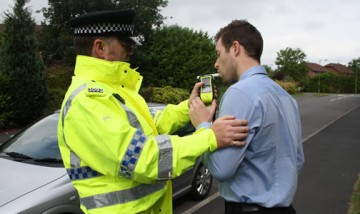 Newcastle Police officer caught drink driving