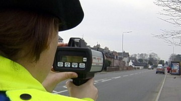 Marked increase in speeding and vehicle prosecutions