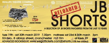 Richard Silver Solicitors announce sponsorship of JB Shorts Reloaded